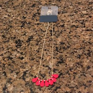 Old Navy Red Necklace